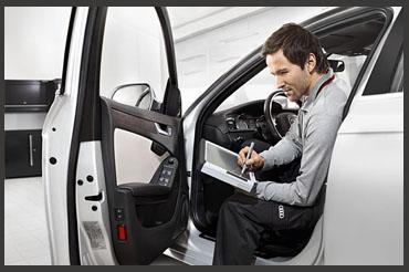ondersteuning bij het kopen en verkopen van auto