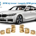 BPM bij invoer Laagste BPM garantie